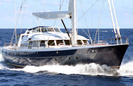 MITseaAH Luxury Sail Yacht by Pendennis Shipyard