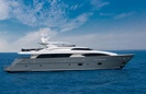 Muses Luxury Motor Yacht by Horizon Yachts