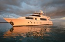 My Maggie Luxury Motor Yacht by Westport