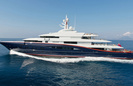 Nirvana Luxury Motor Yacht by Oceanco