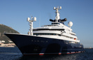 Octopus Luxury Motor Yacht by Lurssen Yachts
