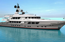 Project 2GES Luxury Motor Yacht by Christensen