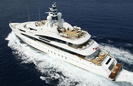 Sea Walk Luxury Motor Yacht by Oceanco