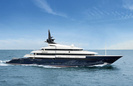 Seven Seas Luxury Motor Yacht by Oceanco