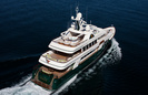 Shadowl Luxury Motor Yacht by Burger Boat Company