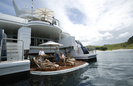 Spirit Luxury Motor Yacht by New Zealand Yachts