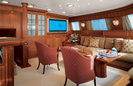 Spirit of the C's Luxury Sail Yacht by Perini Navi