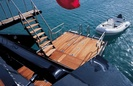 Squall Luxury Sail Yacht by Perini Navi