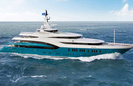 Sunrays Luxury Motor Yacht by Oceanco