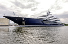 TIS Luxury Motor Yacht by Lurssen Yachts