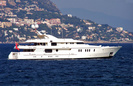 Tzarina Luxury Motor Yacht by Amels