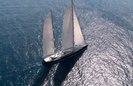 Vertigo Luxury Sail Yacht by Alloy Yachts