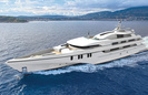 White Rabbit Golf Luxury Motor Yacht by Echo Yachts