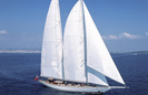 Windrose of Amsterdam Luxury Sail Yacht by Holland Jachtbouw