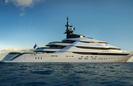 Y708 Luxury Motor Yacht by Oceanco
