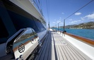 Zenji Luxury Sail Yacht by Perini Navi