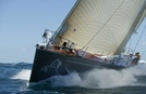 All Smoke Luxury Sail Yacht
