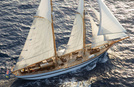 Lady Thuraya Luxury Sail Yacht