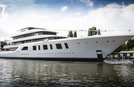 Aquarius Luxury Motor Yacht