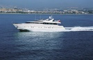 Aquarius S Luxury Motor Yacht