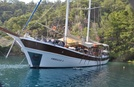 Arielle I Luxury Sail Yacht