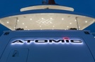 Atomic Luxury Motor Yacht