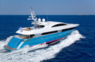 Barents Sea Luxury Motor Yacht