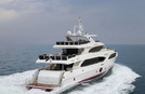 Bliss Luxury Motor Yacht