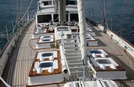 Blue Leopard Luxury Sail Yacht