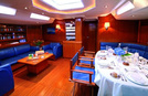 Callisto Luxury Sail Yacht