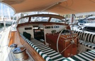 Carmella Luxury Sail Yacht
