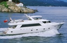 Dancing Tides Luxury Motor Yacht