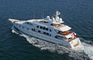 Dr. No No Luxury Motor Yacht