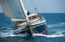 Fidelitas Luxury Sail Yacht