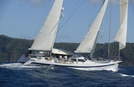 Fruition Luxury Sail Yacht