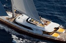 Helios Luxury Sail Yacht