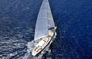 Hyperion Luxury Sail Yacht
