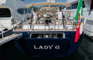 Lady G Luxury Sail Yacht