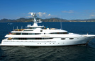 Lady Sheridan Luxury Motor Yacht