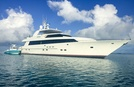 Legendary Luxury Motor Yacht
