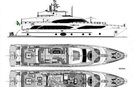 Majesty 125  Luxury Motor Yacht