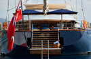 Melek Luxury Sail Yacht