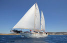 Mia 1 Luxury Sail Yacht