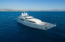 Milos At Sea Luxury Motor Yacht