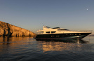Mythos Luxury Motor Yacht