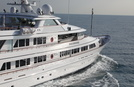 New Hampshire Luxury Motor Yacht