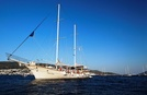 Osman Kurt Luxury Sail Yacht