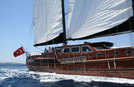 Princess Karia II Luxury Sail Yacht