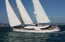 Rosehearty Luxury Sail Yacht