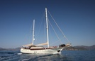 Schatz Luxury Sail Yacht